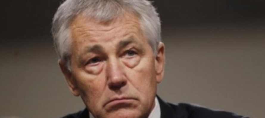 Hagel Admits Obama Violated Law In Taliban Release