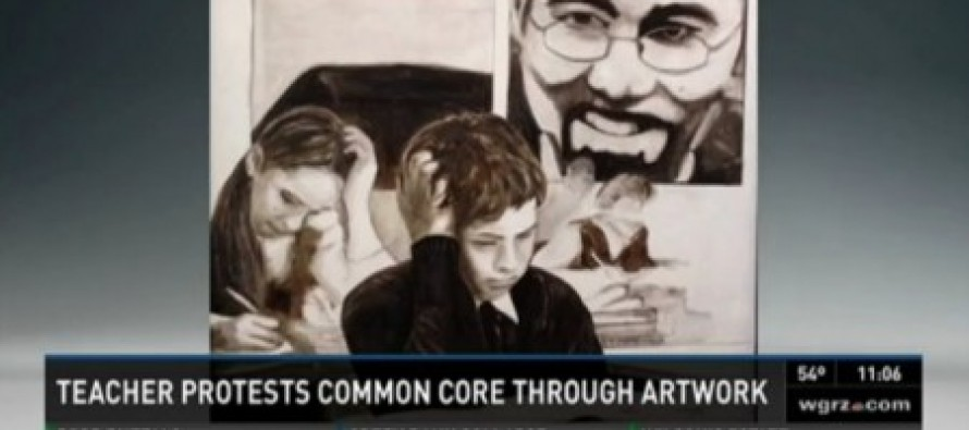 Furious New York Teacher Directs Her Outrage Toward Common Core