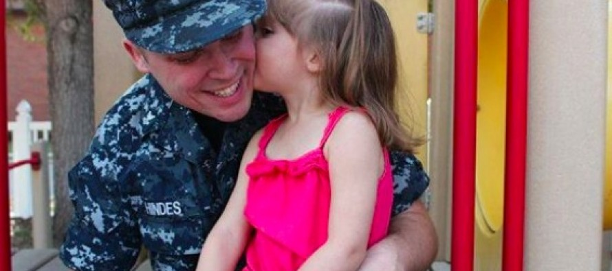 Deployed Navy Dad to Lose Daughter Because he Can't Attend Court Custody Hearing on Submarine