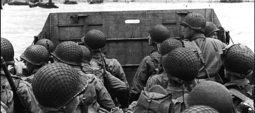 Remembering D Day June 6, 1944