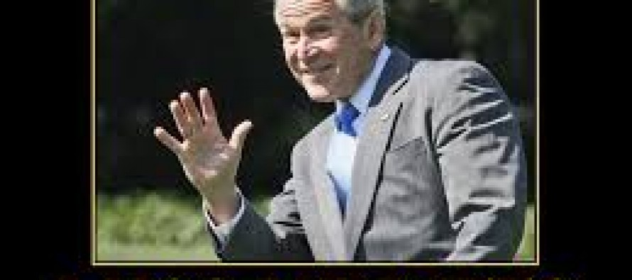Poll Shows Americans Believe George W. Bush Is More Competent Than Obama