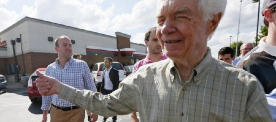 5 Reasons Mississippi Republicans Should Send Thad Cochran Packing Today