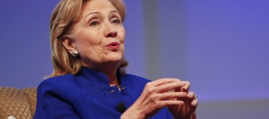 Hillary Clinton hysterical about SCOTUS Hobby Lobby decision