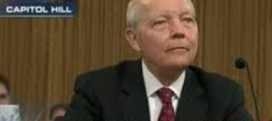 IRS Commissioner to Congress: We Don't Owe You an Apology