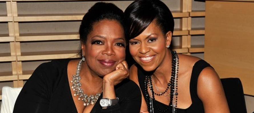 "New Book: Oprah Calls Michelle Obama and Valerie Jarrett ""Tiresome"", Says They Are ""Walking Agendas"" Who Always Want Something"