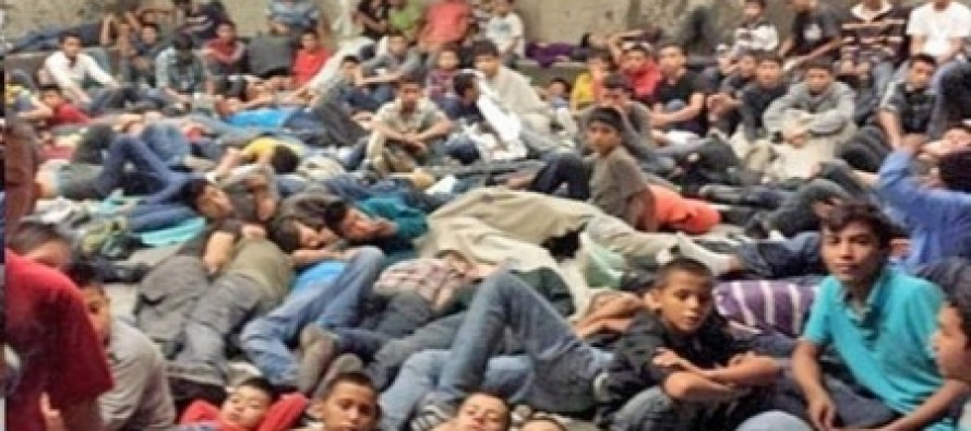 Feds Say More Than 150,000 Illegal Immigrant Children Expected To Cross Border In Next Year…