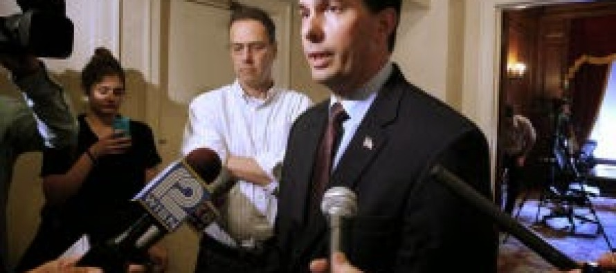 Deliriously Desperate Politically Driven Dem Prosecutors Hurl Baseless Charges at Wisc Gov. Scott Walker and accuse him running 'criminal scheme' to knock him out 2016 race for Prez