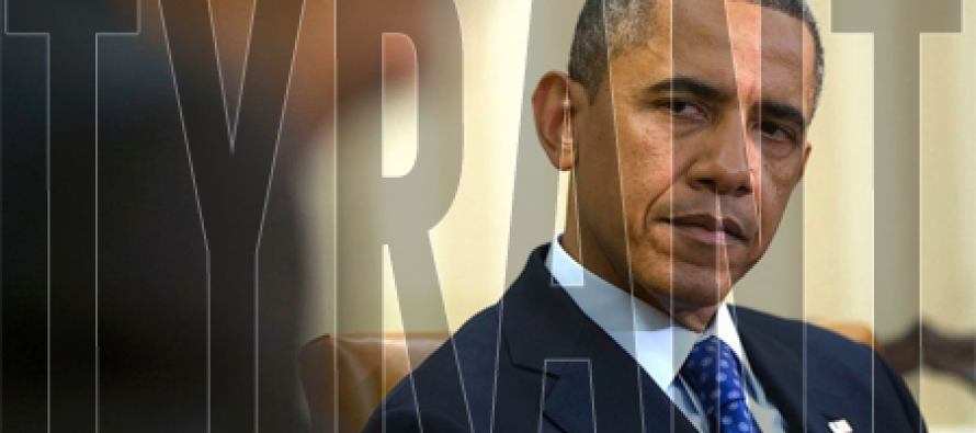 Tyranny: Obama Looking to Act 'Administratively, Unilaterally' on Guns