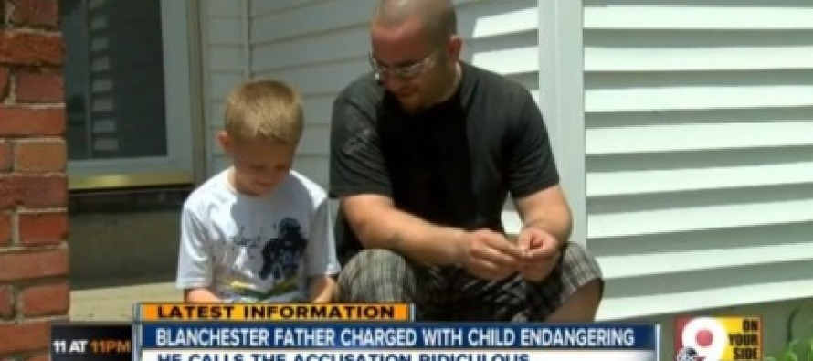 Father Faces Jail Time Because 8-Year-Old Forgot to Board Church Bus