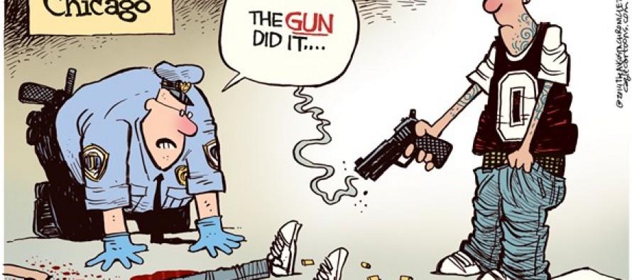 CSI Chicago (Cartoon)