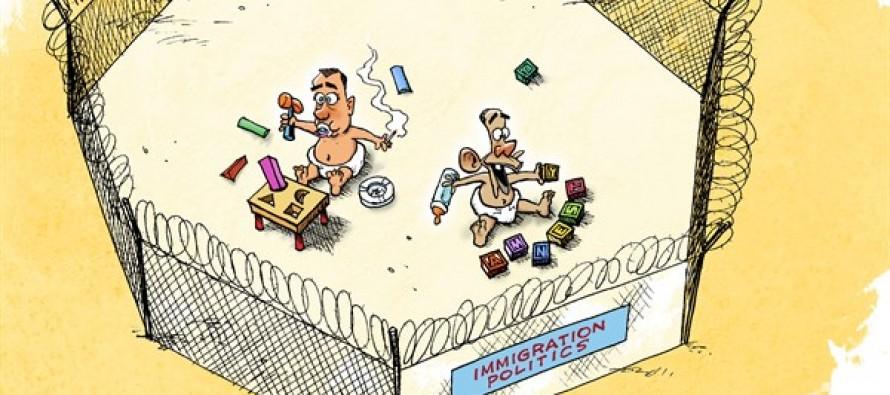 Border Babies (Cartoon)