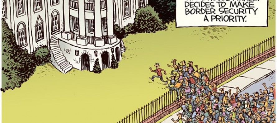Border Security (Cartoon)