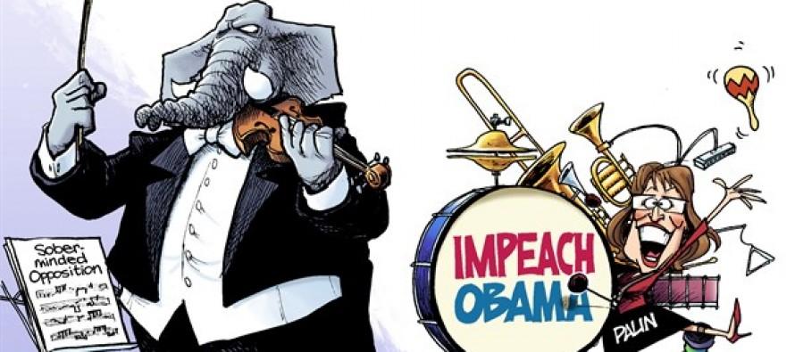 Zany Sarah Palin (Cartoon)