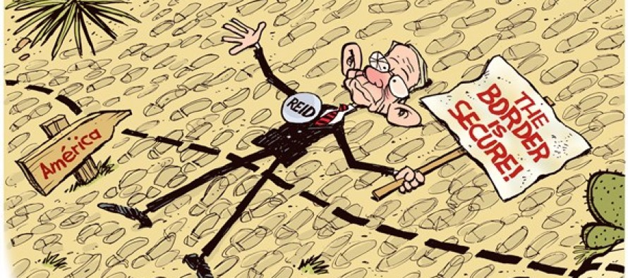 Reid Border (Cartoon)