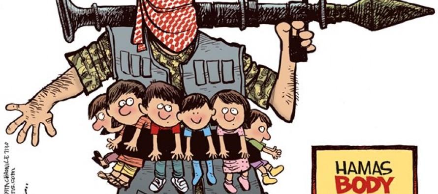 Hamas Body Armor (Cartoon)