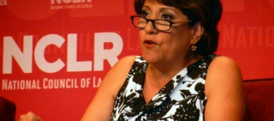 "La Raza Leader Says Chants of ""USA! USA!"" Made Her Sick"