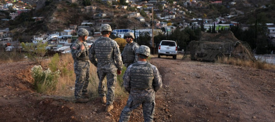 House Resolution calls on Border State Governors to Deploy the National Guard