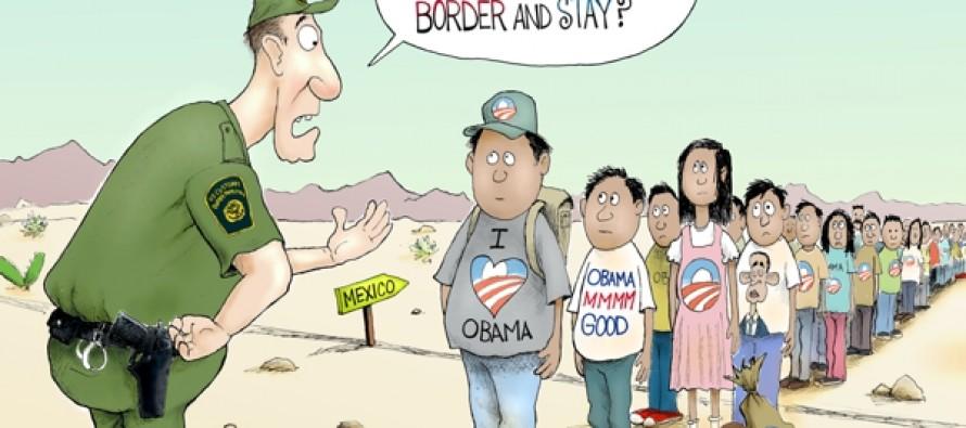 Crazy Border (Cartoon)