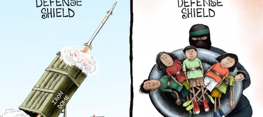 Defensive Shields (Cartoon)