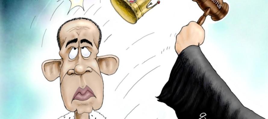 Imperial Slap Down (Cartoon)