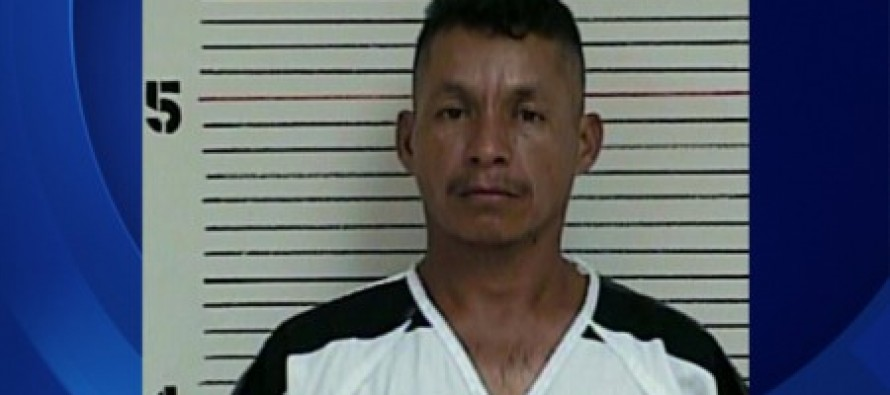 Illegal alien who has already been deported four times molests 9 year old girl
