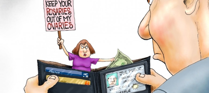 What's In Your Wallet (Cartoon)