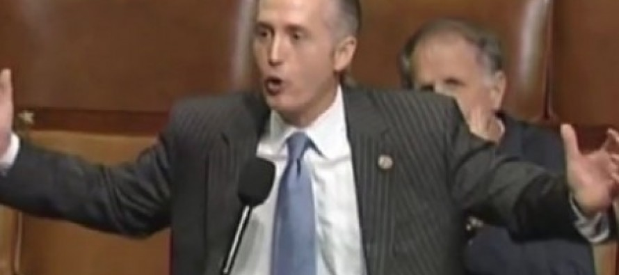 Trey Gowdy Has a Name for People Who Lie Like the Obama IRS Does (Video)