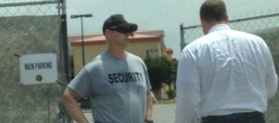 """""""Brownshirts"""" Block Congressman From Entering Child Immigrant Facility: """"What Are They Trying to Hide?"""""""