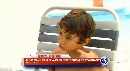 child banned from donut shop