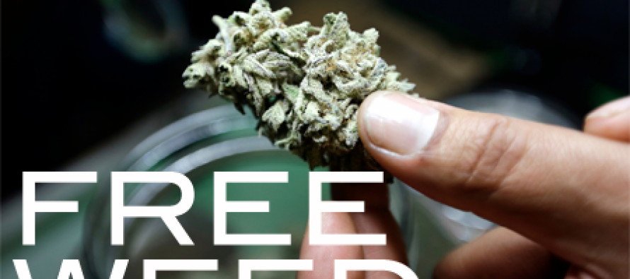 Far Out:  Progressive Utopia Berkeley Mandates Free Pot For Poor People