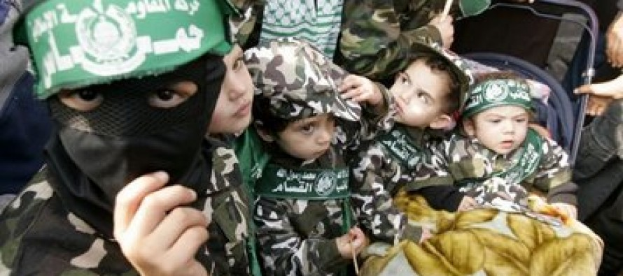 Hamas: We Will Hand 250,000 Hand Grenades to Children (Video)
