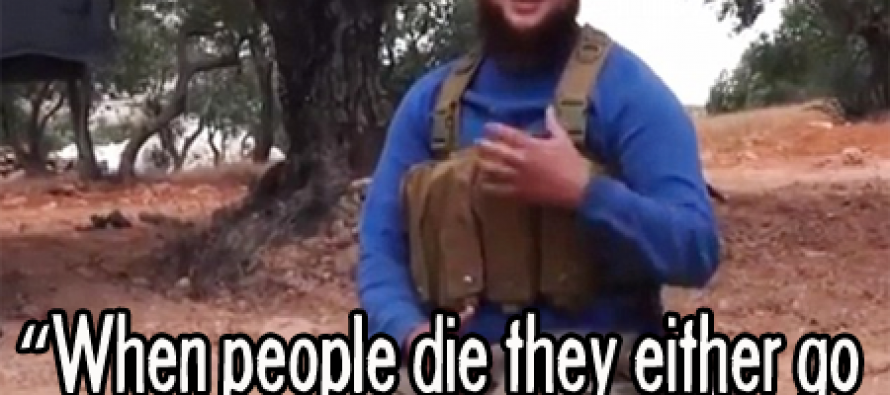 Creepy:  Florida Born Suicide Bomber All Smiles in Jihadi Video
