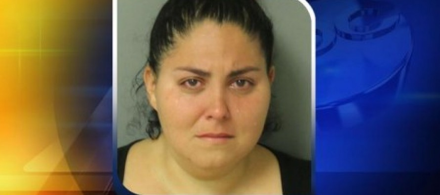 Mother Charged With Biting a Chunk Out of Infant Son, Breaking a Dozen Ribs, & Both Shoulder Blades