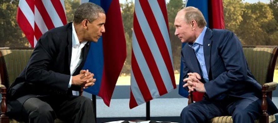 Obama Sends Putin a Sternly Worded Letter After Russia Violated Landmark Arms Control Treaty