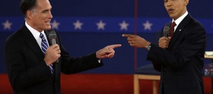 CNN Poll Finds Voters Would Elect Romney Over Obama 53%-44% If Given a 2012 Do-Over