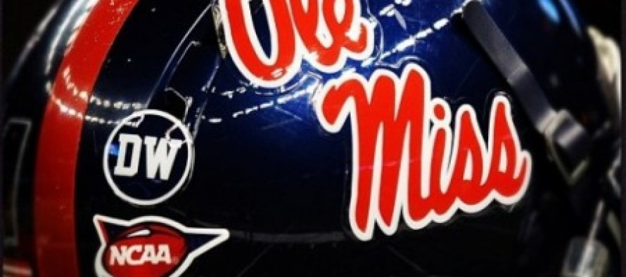 "Sad:  Univ. Of Mississippi Suggests Discretion When Using ""Ole Miss"" Nickname, Because RAAAAACISM"