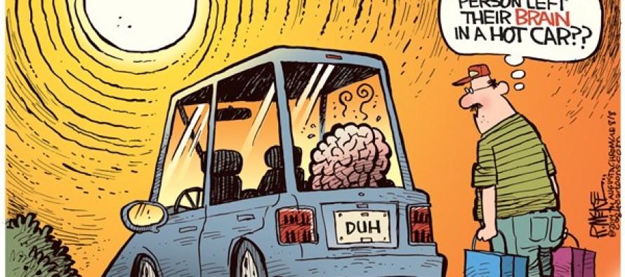 Hot Car (Cartoon)