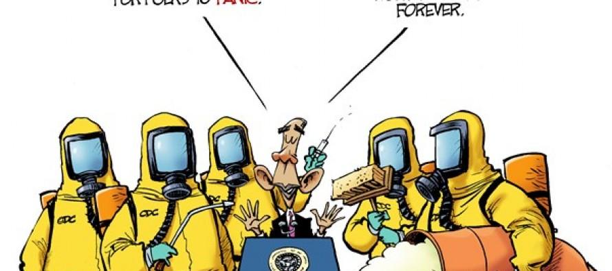 Dangerous Contagion (Cartoon)