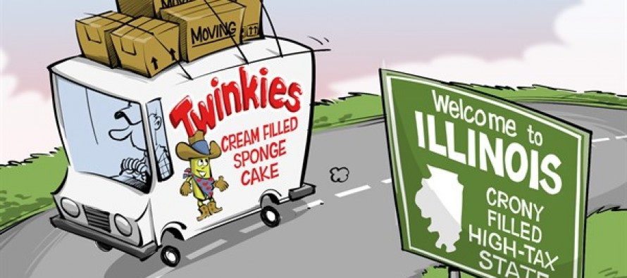 LOCAL IL Twinkies leave (Cartoon)
