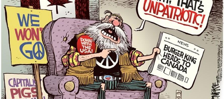 Burger King Canada (Cartoon)