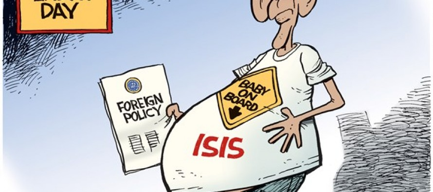ISIS Labor Day (Cartoon)