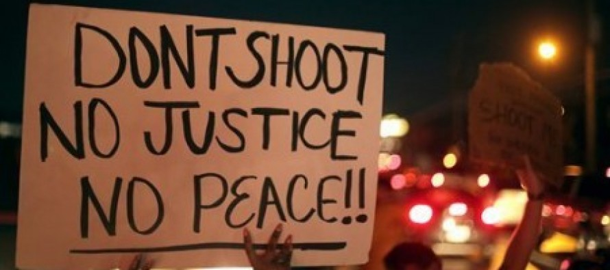 BLOCKBUSTER EYEWITNESS: Mike Brown Was Killed RUNNING AT THE POLICE OFFICER