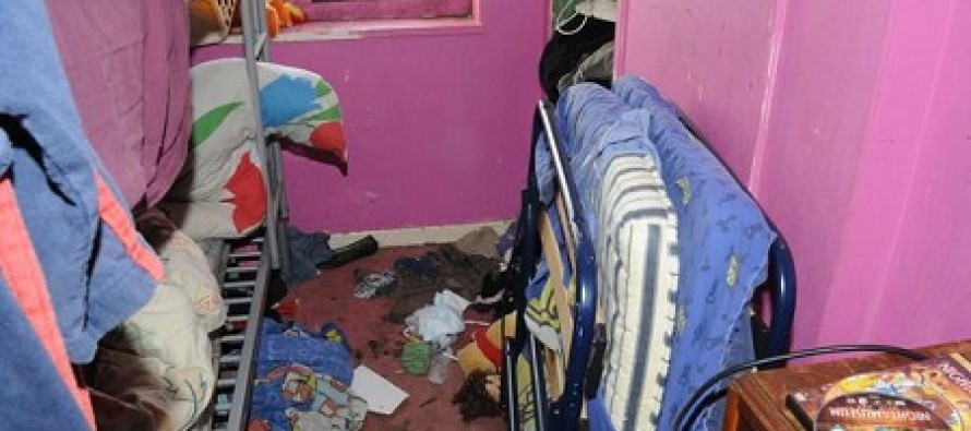 Three Year Old Toddler Neglected So Badly In House Of Feces That She Was 'Unable To Walk'
