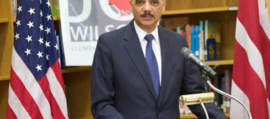 Retired Cop Slams Eric Holder In Open Letter For Focusing On Race Instead Of Justice
