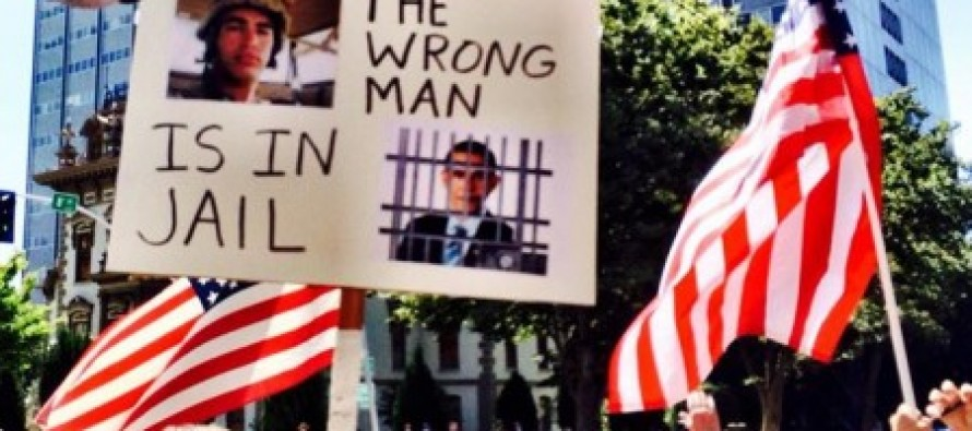 PROTEST AGAINST MEXICO: Mexican President tells Cali Crowd 'This is the other Mexico' While CA Assemblyman Shouts 'Free Tahmooressi'