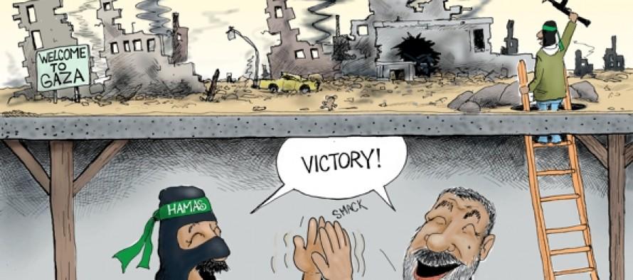 Definition of Insanity (Cartoon)