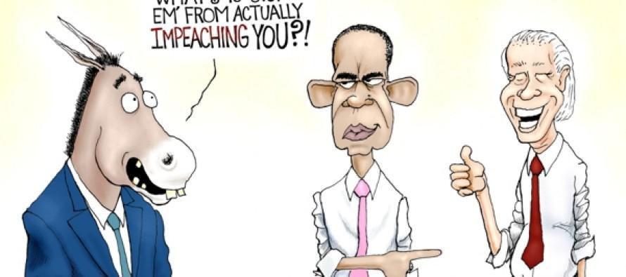 Insurance Policy (Cartoon)