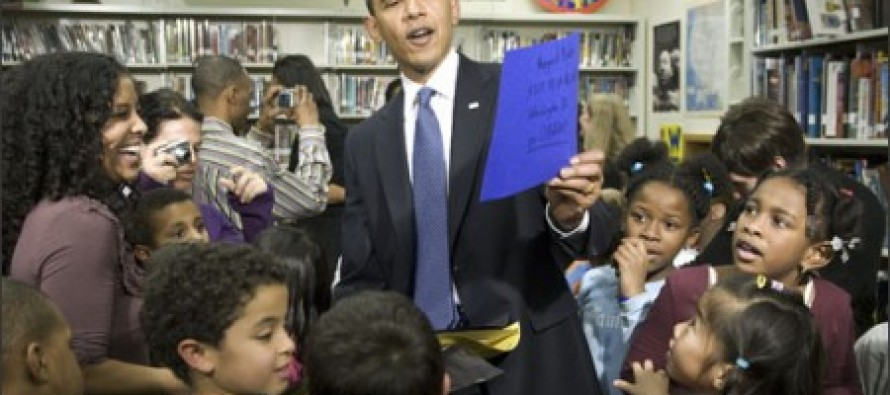 Obama Tells US Schools All Kids Are Entitled to a Public Education, Even Those Who Just Sneaked Across the Border