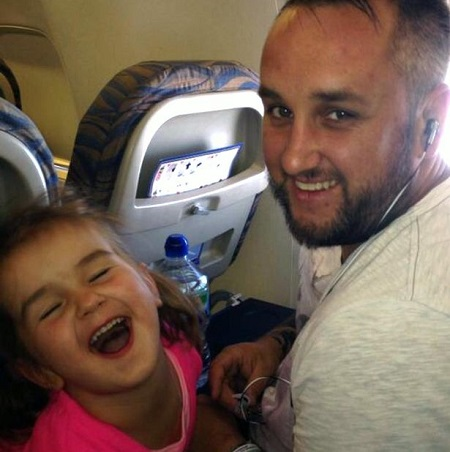 PAY-Fae-Platten-and-her-Dad-Dean-on-the-flight-out-to-Tenerife
