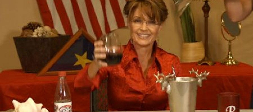 VIDEO: Sarah Palin Takes The Ice Bucket Challenge